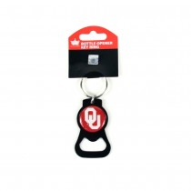 Oklahoma Sooners Bottle Opener Keychains - The Blackout Series - 12 For $24.00