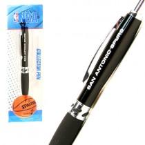 San Antonio Spurs Pens - Hi-Line Collector Pens 12 For $36.00