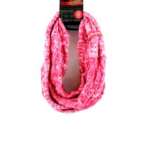 Stanford University - Duo Knit Style Infinity Scarves - 2 For $15.00