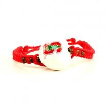 Stanford Bracelets - Single Nut Macramé Bracelets - 12 For $30.00