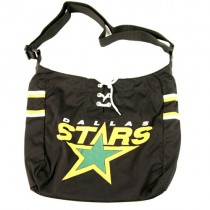 "Overstock - Dallas Stars Purses - STAR LOGO - ""The Laces"" NHL Purses - 4 Purses For $20.00"