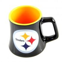 Pittsburgh Steelers Mini Mugs - SERIES2 - Ceramic 2OZ Shot Mugs - 12 For $36.00