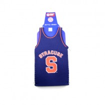 Blowout - Syracuse Bottle Huggies - Blue Jersey Style - 24 For $12.00