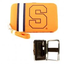 Syracuse Orangemen Wristlets - Distressed Look Wristlet/Wallet - 12 For $54.00