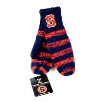 Syracuse Mittens - Striped Style - 12 Pair For $30.00