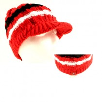 Tampa Bay Buccaneers Knits - Red.White.Black - CRO Billed Beanies - $7.50 Each