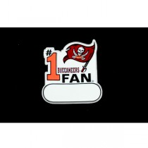 Tampa Bay Buccaneers Magnets - #1 Fan Magnets - 24 For $12.00