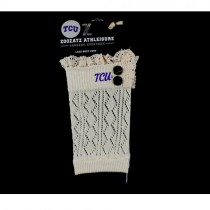 Texas Christian University - Boot Cuffs - 12 Pair For $30.00