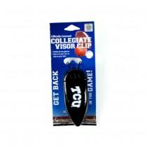 TCU Mercahandise - Visor Clips - Cali Style - 12 For $12.00