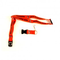 Texas Tech Lanyards - PREMIUM 2-Sided - $2.50 Each