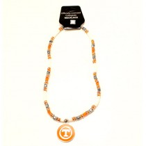 "Tennessee Volunteers Necklaces - 18"" Natural Stone - 12 Necklaces For $84.00"