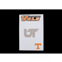 "Tennessee Volunteers Notepads - 5""x8"" - 40 Sheets Per Pad - 24 Pads For $12.00"