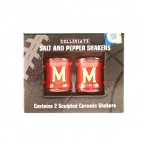 Maryland Terapins Salt And Pepper Shakers - Sculpted Shot Style - $5.00 Per Set
