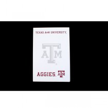 """Texas A&M Note Pads - 40 Sheets Per Pad - 5""""x8""""- 24 Pads For $12.00"""