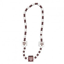 Texas A&M Necklaces - Wood England Style - $3.00 Each