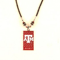 Texas A&M Necklaces - Diamond Plate Style - $3.50 Each