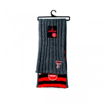 Texas Tech Merchandise - VARSITY Style Scarves - 12 For $90.00