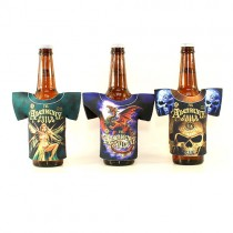 """Total Closeout - Wholesale Bottle Coozies - """"The Guild Series"""" - 24 For $12.00"""