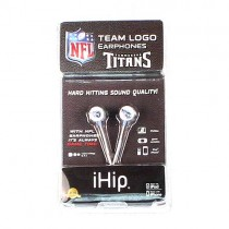 Package Change - Tennessee Titans Headphones - IHIP Earbuds - Black Box Style - 12 For $30.00