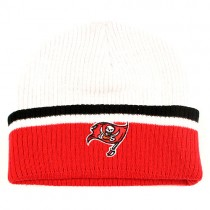 Tampa Bay Buccaneers Merchandise - Tri Color Red Tipped With Black Pinstripe - $7.50 Each