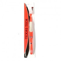 Texas Tech Merchandise - Tech Toothbrushes - 12 Toothbrushes For $30.00