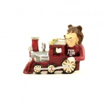 Texas A&M Ornaments - Train Style - 12 For $30.00