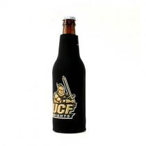 University Of Central Florida - Golden Knights - Black Neoprene Bottle Huggies - 12 For $24.00