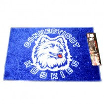 "UCONN Huskies Rugs - 20""x30"" Tufted Non-Skid Rugs - $7.50 Each"