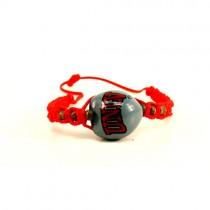 Special Buy - UNLV Bracelets - Single KuKui Macramé Bracelets - 12 For $24.00