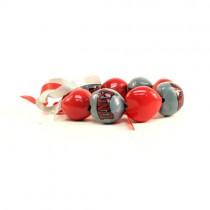 UNLV Bracelets - KuKui Nut Bracelets - 12 For $30.00