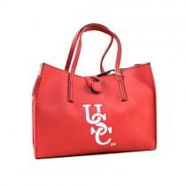 USC Trojans Handbags - Velcro Enclosure - The LOOPER Style Handbag - 2 For $20.00