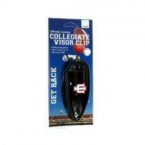 University Of Indiana - Sunglass Visor Clips - 12 For $18.00