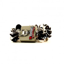 Closeout - University Of South Dakota Coyotes - The PETAL Bracelets - 12 For $24.00