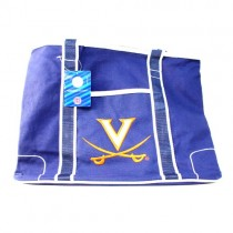 Virginia Cavaliers Purses - Oversized - The Flat Bottom Series - 2 For $20.00