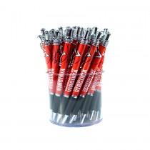 Virginia Cavaliers Pens - 48 Count Jazz Pen Display - $36.00 Per Display