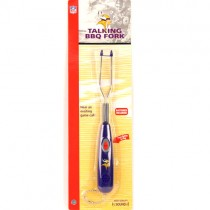 Total Closeout - Minnesota Vikings - Talking BBQ Forks. (May Need Batteries) - 12 For $12.00