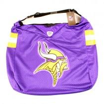 Minnesota Vikings Purses - COLLAR Style Jersey Purses - $12.00 Each