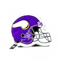 """Minnesota Vikings Pillows - 16"""" Helmet Pillow - 2 For $10.00"""