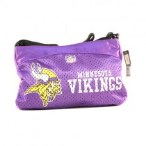 Minnesota Vikings Purses - LongTop Jersey Cocktail Style - 2 For $18.00