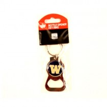 Washington Huskies Keychains - S2 Keyring Bottle Opener - 12 For $18.00