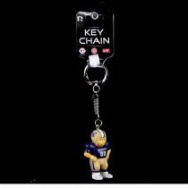 Washington Huskies Keychains - Football Dude - Lil Bratz - 12 For $18.00