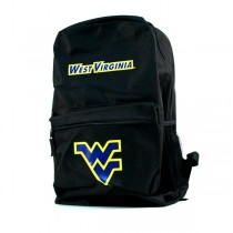 West Virginia Backpacks - Full Sized Sprinter Style - 2 For $15.00