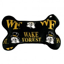 Blowout - Wake Forest Dog Toy - The Squeaker Bone - 12 For $36.00