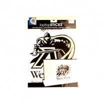 Overstock - West Point - Removable Laptop Decals - 12 For $12.00