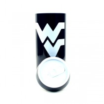West Virginia Moutaineers Mugs - 16OZ Can Style Travel Mugs - 2 For $10.00