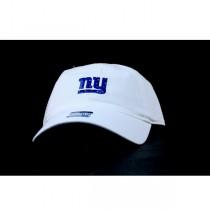 New York Giants Caps - White Women's Caps - STONES Style - 12 Caps For $60.00