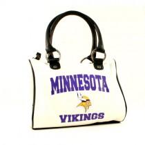 Minnesota Vikings Purses - White CHEER C1 Style - 2 Purses For $18.00