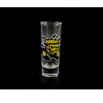 Wichita State Shockers - 2OZ Cordial Hype Shotglasses - 12 For $30.00
