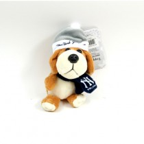"""New York Yankees Ornaments - 4"""" Plush Dog Ornaments - 12 For $30.00"""