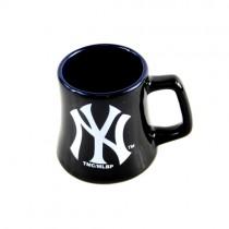 New York Yankees Mini Mugs - SERIES2 - Ceramic 2OZ Shot Mugs - 12 For $36.00